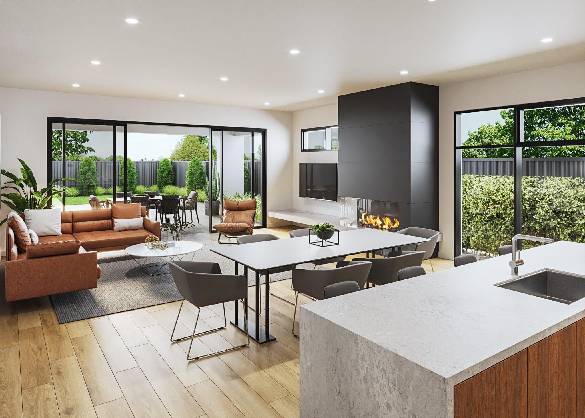New Custom Home Build in Fulham Gardens